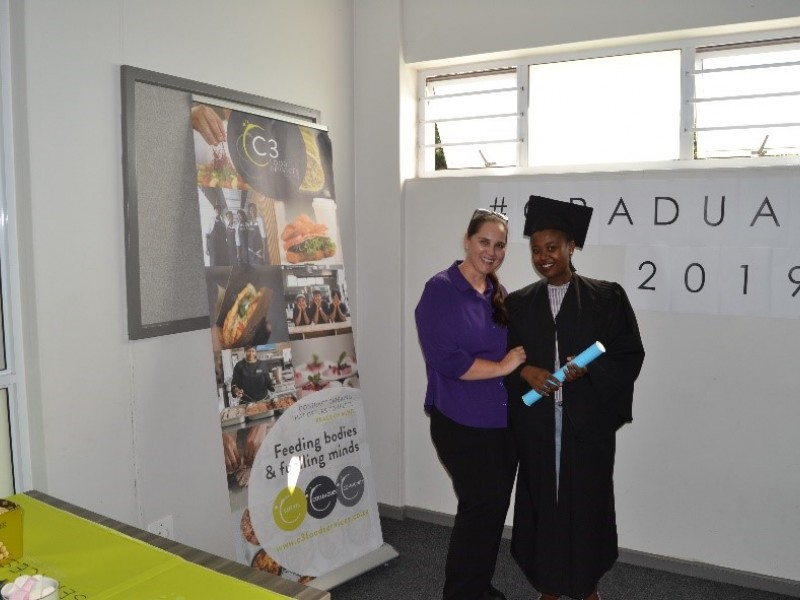 C3 Graduates at Stellenbosch