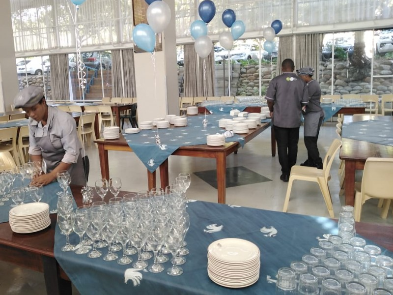 2020 Welcome Function for First Year Students at Stellenbosch University